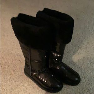 UGG Shoes - Ugg sequin boots. Brand new size 7.
